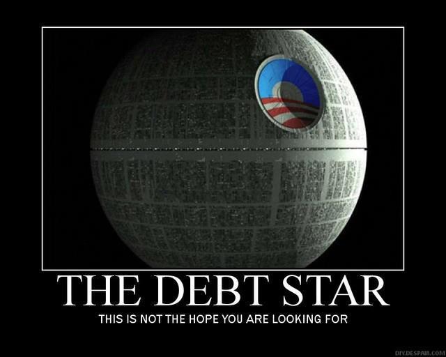 debt star.