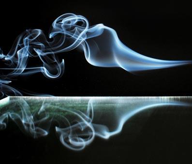 rök och speglar