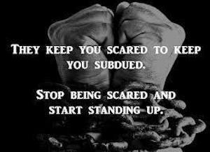 rädslans bojor