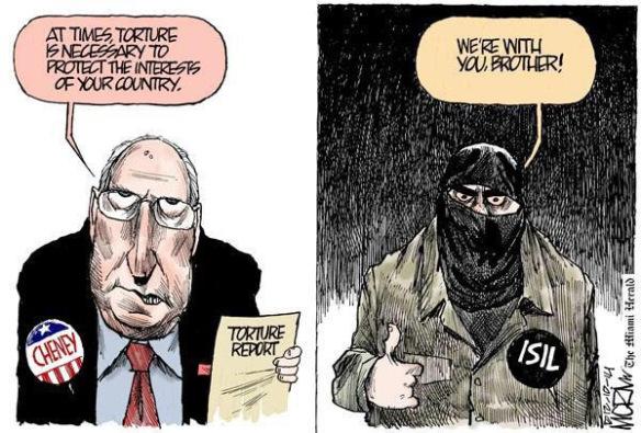 Isis älskar sprutande