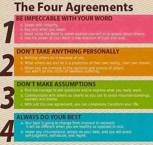 4 aagremements