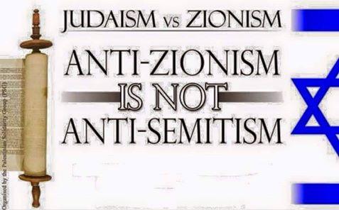 antizionism